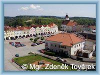 Nowe Mesto nad Metują - Rynek