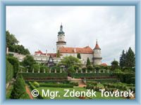 Nowe Mesto nad Metują - Zamek